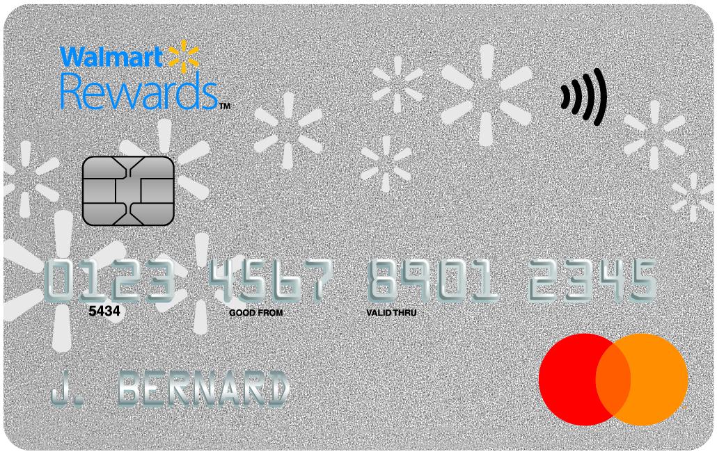 Walmart Canada Walmart Mastercard